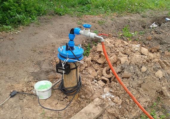 Скважины на воду в Пушкинском районе